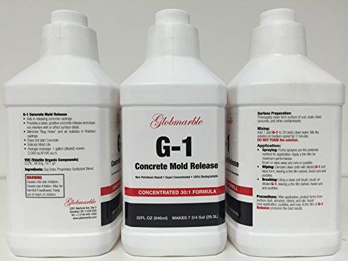 Cheap Concrete Mold Release. G-1. Concrete Form Release, Form Oil