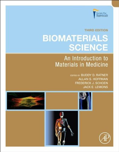 Biomaterials Science: An Introduction to Materials in Medicine Pdf