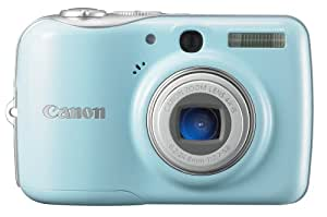 Canon Powershot E1 10MP Digital Camera with 4x Optical Image Stabilized Zoom (Blue)
