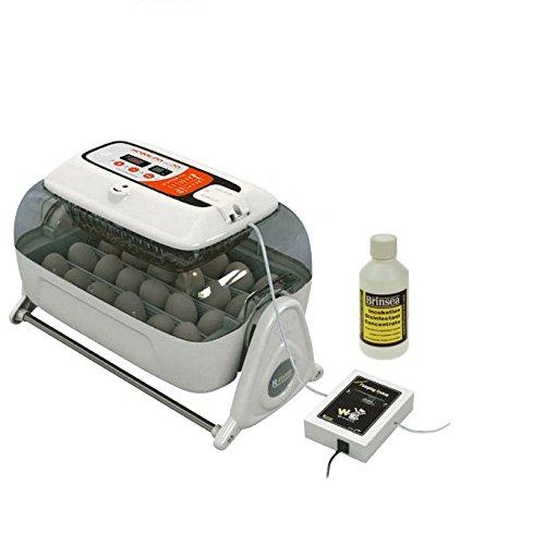 TRX56 LIVIA - Brutmaschine - Inkubator Hühnereier