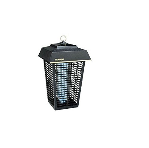 Flowtron BK-80D 80-Watt Electronic Insect Killer, 1-1/2 Acre Coverage, 3-pack by FLOWTRON
