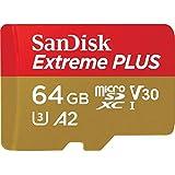 SanDisk Extreme Plus 64 GB microSDXC