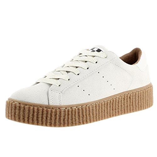 Sneaker Mastic Blanc Name Picadilly Suède 37 White Sole No SxBw7YqEY