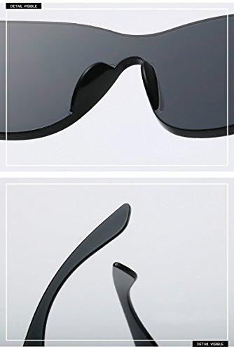 de 2x14x14 JxucTo UV con 5 Sol 6cm Corazón Morado de Forma y Sol Gafas de amarillo Gafas 5pqWpnwH