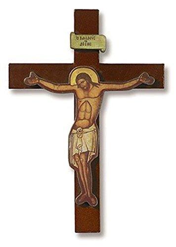 Italian Wall Crucifix - 9