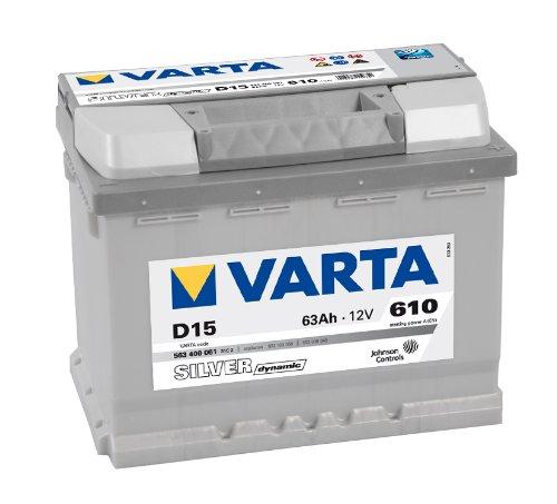 VARTA 5634000613162 Starterbatterie (Preis inkl. EUR 7,50 Pfand)