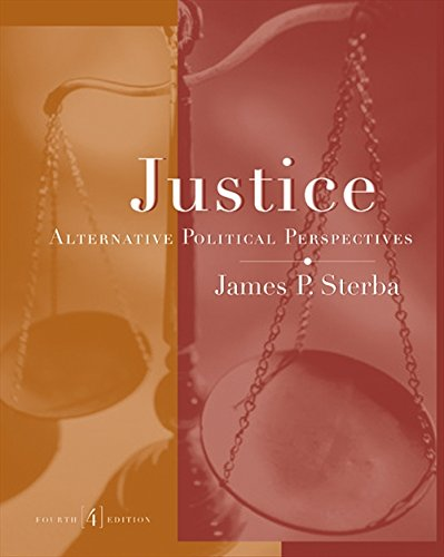 Justice: Alternative Political Perspectives