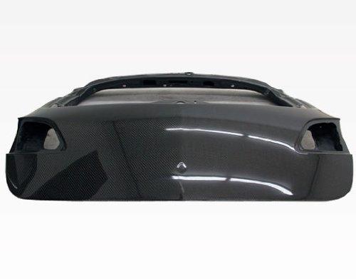 Mazda 3 Carbon Fiber Hood - 8