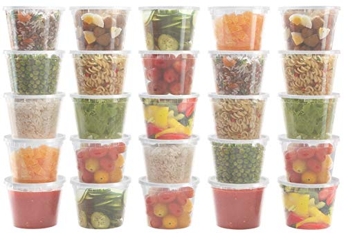 Healthy Packers Food Storage Containers with Lids  - Great