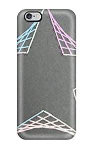 Oscar M. Gilbert's Shop High Impact Dirt/shock Proof Case Cover For Iphone 6 Plus (string Art) 9403144K55665920