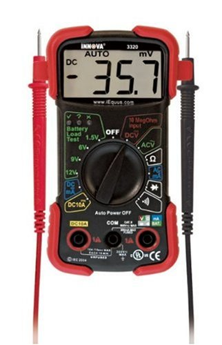INNOVA 3320 Auto-Ranging Digital Multimeter
