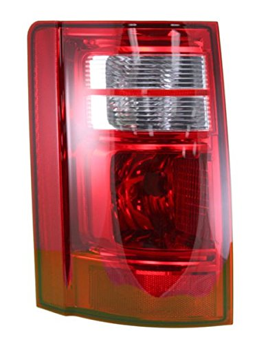 Taillight Taillamp Brake Lamp LH Left Driver Side Rear for 08-10 Grand Caravan