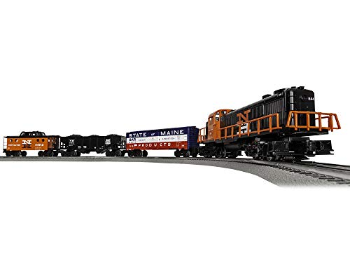 Lionel New Haven RS-3 Lion Chief Ready to Run Train Set