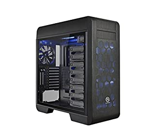 Thermaltake Core V71 Tempered Glass Edition E-ATX Full Tower Tt LCS Certified Gaming Computer Case CA-1B6-00F1WN-04 (B074ZLQZ8F) | Amazon price tracker / tracking, Amazon price history charts, Amazon price watches, Amazon price drop alerts