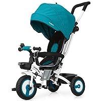 Fascol Triciclo Bebé Plegable 4 en 1 Trike