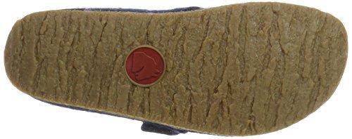 Haflinger Grizzly Ole - Zapatillas Unisex adulto Pantalon De Mezclilla (Jeans)