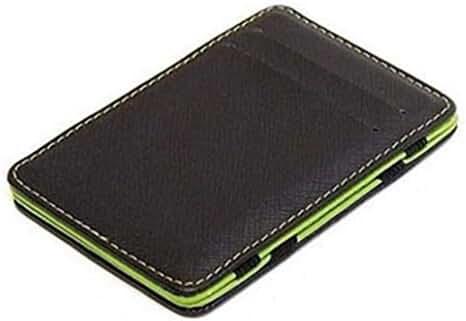 Minimalist Men Wallet Rfid Slim Card Organizer Purse Magic Carteras Minimalista at Amazon Mens Clothing store:
