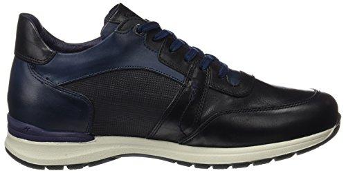 de para Negro Fluchos Spain ES Cordones Erik Hombre Oxford Retail Zapatos Black HqT8wXq