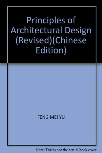 Principles of Architectural Design (Revised)