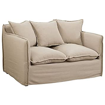 Amazon.com: Mobiliario de América Bellethorne Loveseat con ...