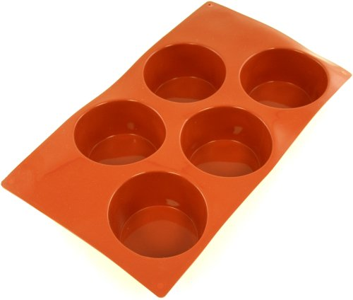 World Cuisine Silicone Muffin Pan - 3