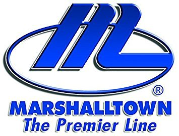 MARSHALLTOWN The Premier Line PLGREENLG Green Large Platteville Limestone Wall Stamp