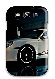 High Quality Shock Absorbing Case For Galaxy S3 Porsche