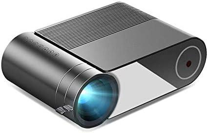 プロジェクタ ミニプロジェクター720x1080 250ルーメンのLED ProjectorHome劇場HDミニプロジェクターの基本的なバージョンについてはオフィスや自宅 ーカー ホームシアター 天井投影 (Color : Photo color, Size : One size)