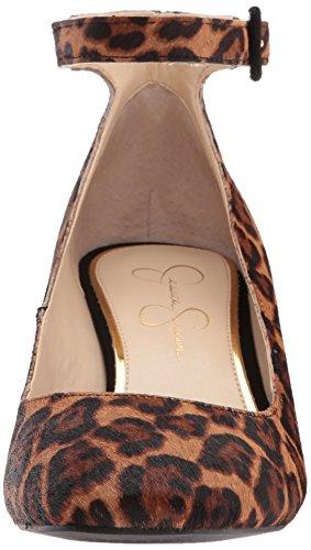 Leopard MAYVEN Simpson Natural Pumps Print Jessica Women's q7v0wU