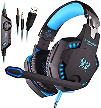 Unicview Cascos Gaming Kotion Each G2000 (2020 Model) para PS4, PC ...