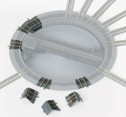 TURNTABLE EXPANSION SET - EXPANDS #441-89982 TO 24 for sale  Delivered anywhere in USA