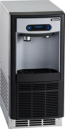 230 Volt Undercounter ADA Approved Ice & Water - With Internal Filter - 7 lb Storage Capacity
