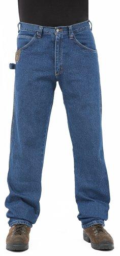 Riggs Indigo Jeans - 6