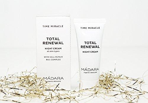 Madara Time Miracle Total Renewal Night Cream - 20ml