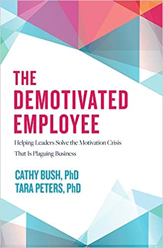 The Demotivated Employee Image