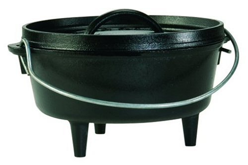 cast iron 2 qt - 3