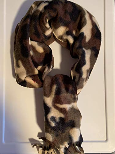 (Weighted scarf - fleece - washable)