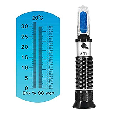 Brix Refractometer for Homebrew