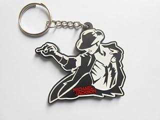 Keychains porte-clés - Mickael Jackson - musique pop - Michael Jackson - Porte clefs