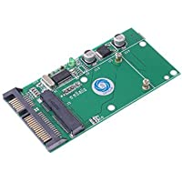 SMAKN® mSATA Mini PCI-E 3x5cm SSD To USB 2.0 / 2.5 SATA 7+15 Pin Converter Adapter