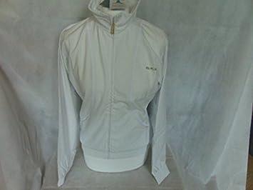 ladies-womens Reebok formación Play Dry deportes chaqueta de ...
