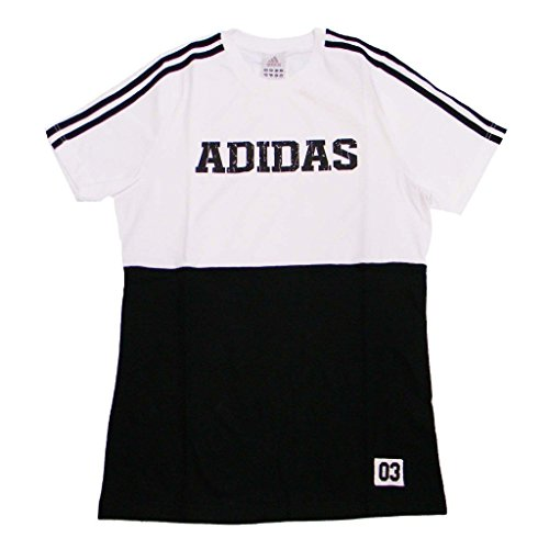 Adiads Tshirt ESSENTIALS Sport Schwarz/White AN8798-9