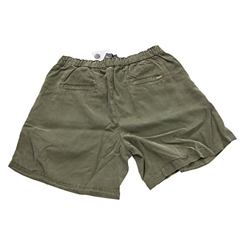Verde Summer Short Militare Fluid Sf05 Woolrich Donna Wwsh00347 BY8dwf