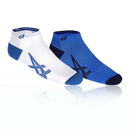 Asics - 2pack - calcetines de deporte - directoire blue