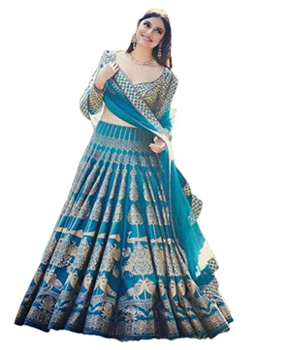 - REKHA Diwali Latest Indian Designer Lehenga Choli Embroidery Work Pary Wear Lehenga Choli 22