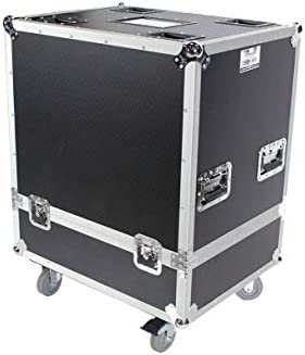 ProX Cases Universal Array ATA Style Flight Ready Case wWheels for 2 Speakers / ProX Cases Universal Array ATA Style Flight Ready Case wWheels for 2 Speakers
