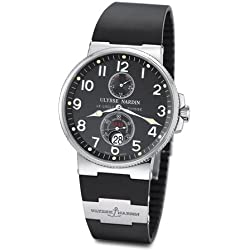 Ulysse Nardin Men's 263-66-3/62 Maxi Marine Watch