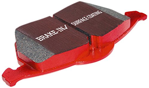 EBC Brakes DP31995C Redstuff Ceramic Low Dust Brake Pad by EBC Brakes