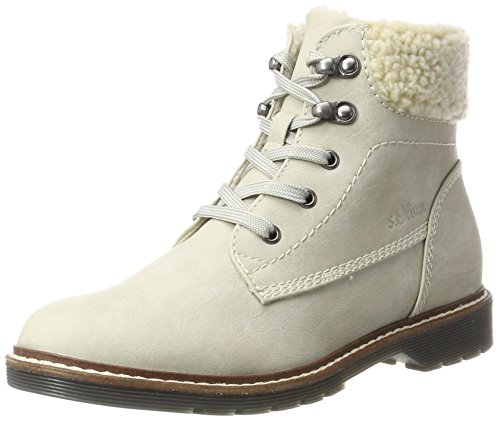 26218 Boots Comb Grey Oliver Women's s Ice pqvwH1fE