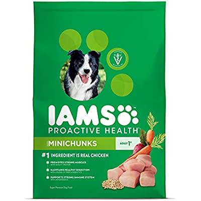 IAMS PROACTIVE HEALTH Minichunks Chicken Dry Dog Food